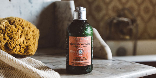 Natural hair color - Aromachology reparing conditioner - l'Occitane
