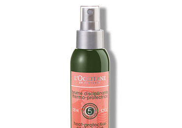 Haire care routine - Aromachology reparing oil - l'Occitane