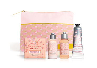 Cherry Blossom Travel Collection