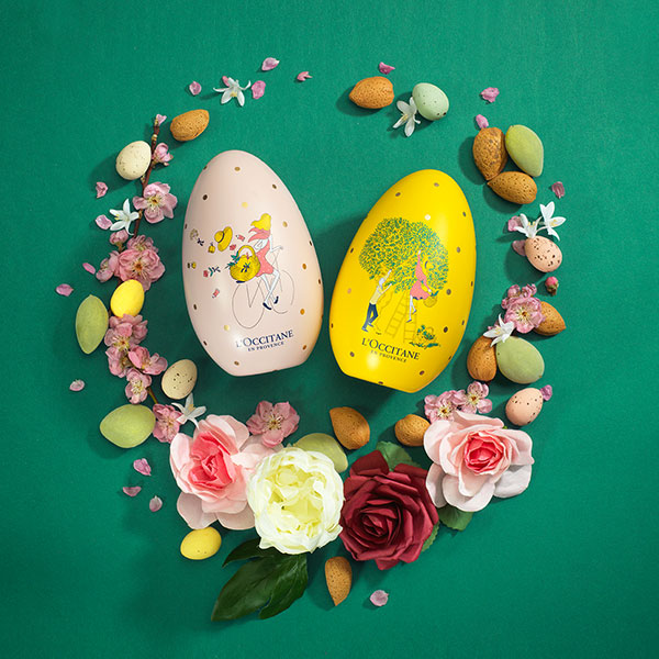 Beauty Easter Eggs