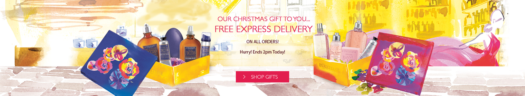 Free Express Ends Today