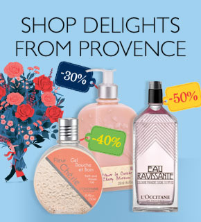 Shop Delights from Provence