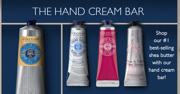Handcream Bar