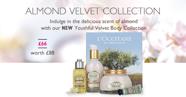 Almond Velvet Gift Collection
