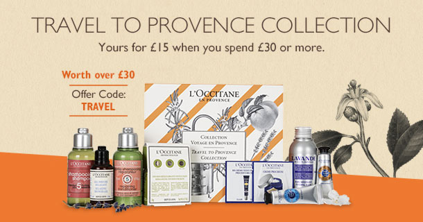 Travel to Provence Collection
