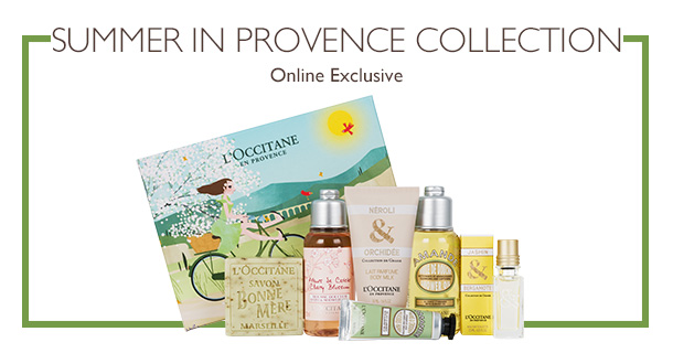 L'Occitane Summer in Provence Collection