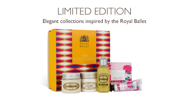 L'Occitane Royal Ballet Collections
