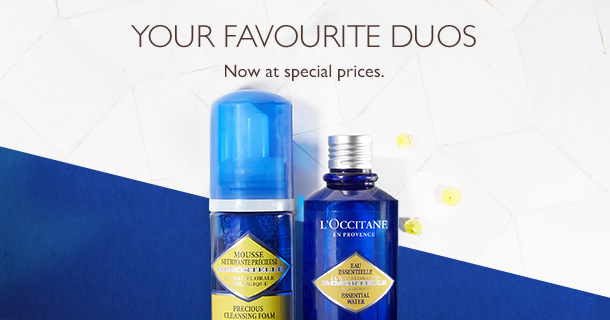 L'Occitane Must Have Duos