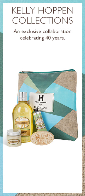 L'Occitane Kelly Hoppen Collections