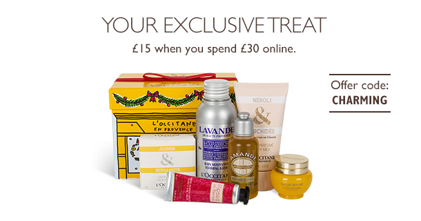 L'Occitane Exclusive Treat