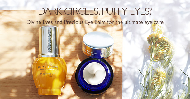 L'Occitane Eye Balms