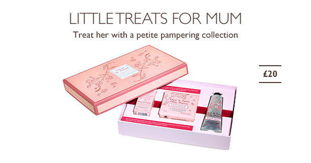 L'Occitane Mother's Day Gifts Under £30