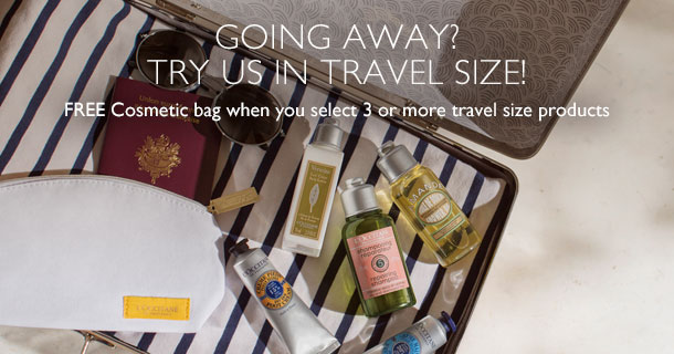 L'Occitane Travel