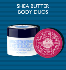 Shea Butter Body Duos