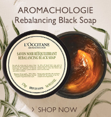 Aromachologie Black Soap