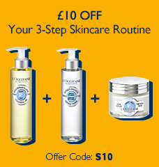 £10 off your Shea Routine