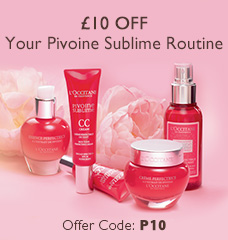 £10 off your Pivoine Routine