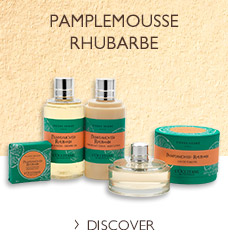 Pamplemousse & Rhurbarbe
