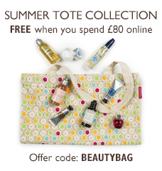 L'Occitane Summer Tote Collection