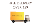 Free Delivery over £59