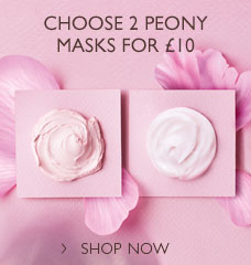 L'Occitane New Peony Face Masks